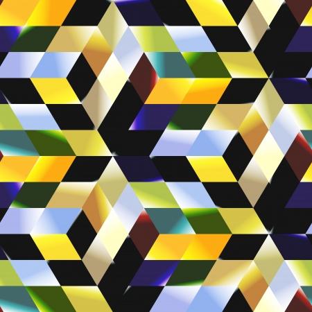 building block: Seamless pattern