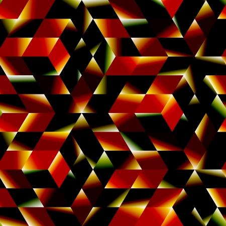 Seamless mosaic pattern Stock Vector - 20003600