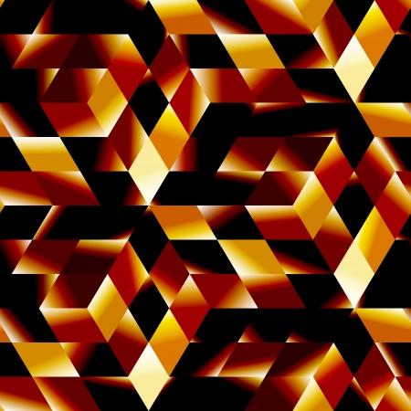 Seamless mosaic pattern Stock Vector - 20003658