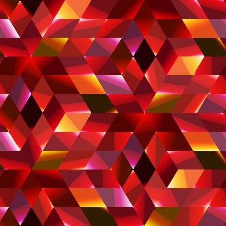 Seamless mosaic pattern Stock Vector - 20003495