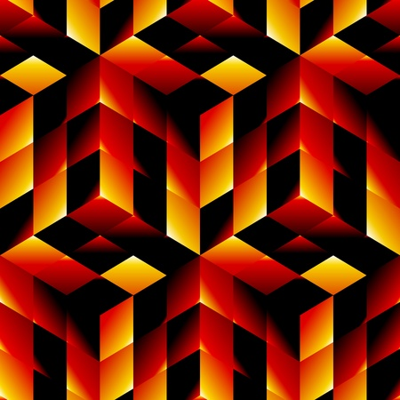 Seamless pattern Stock Vector - 18352006