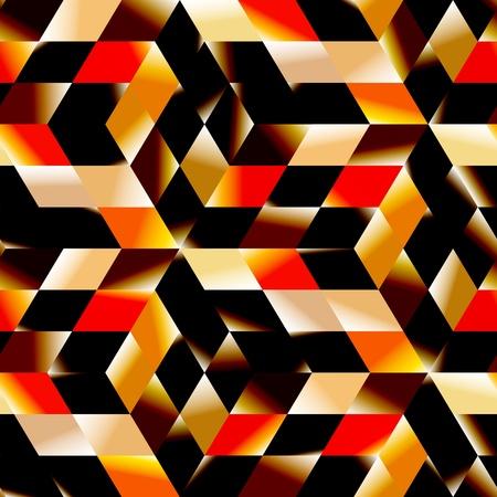 Seamless pattern Stock Vector - 18462206