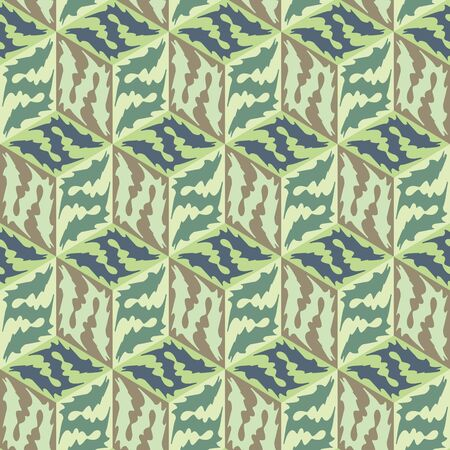 Seamless abstract pattern Stock Vector - 17442818