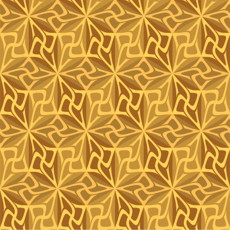 square shape: Seamless abstract pattern