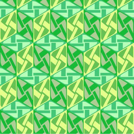 cartouche: Seamless pattern