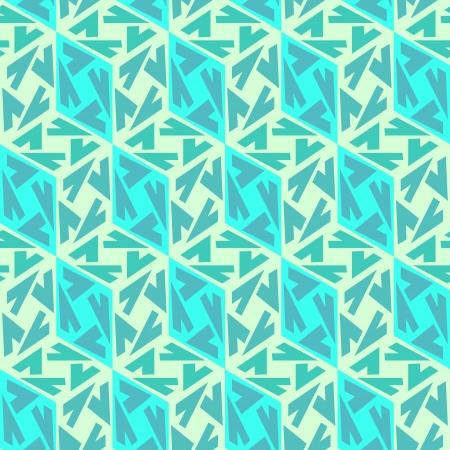 object print: Seamless pattern