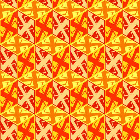Seamless pattern Stock Vector - 16345408