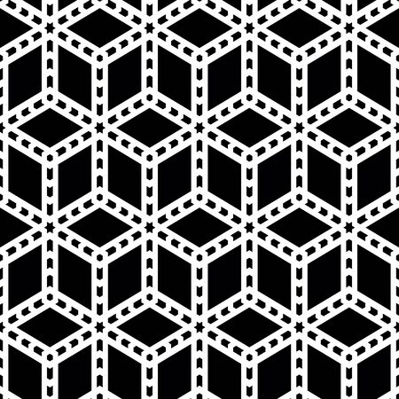 endless repeat structure: Seamless pattern