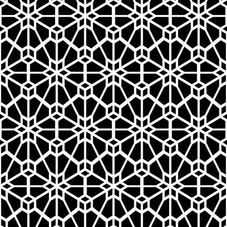 Naadloze abstract patroon Vector Illustratie