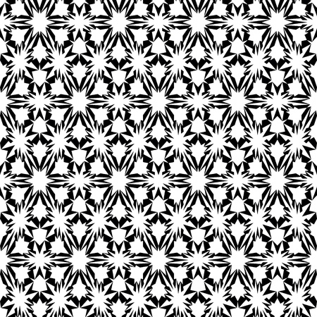 endless repeat structure: Seamless abstract pattern