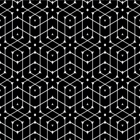 endless repeat structure: Seamless abstract pattern  Illustration
