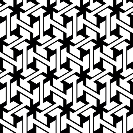 rectangle patterns: Seamless abstract pattern  Illustration