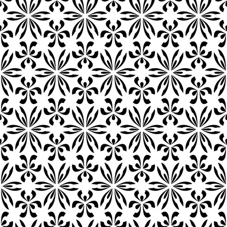 symmetric: Seamless abstract pattern