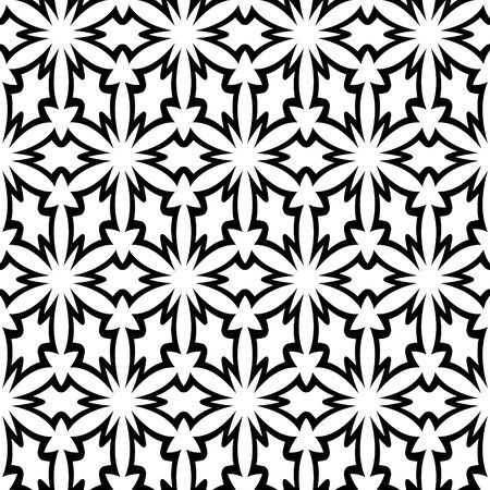 continuity: Seamless abstract pattern