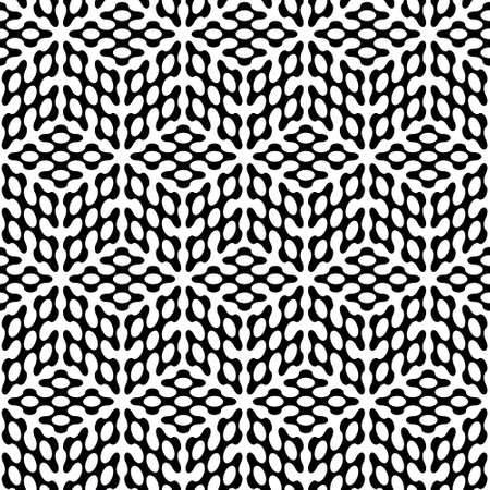 curve line: Seamless abstract pattern