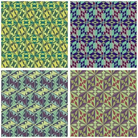 Seamless pattern Stock Vector - 18460425