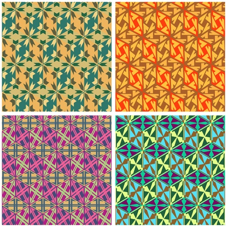 Seamless pattern Stock Vector - 18460438