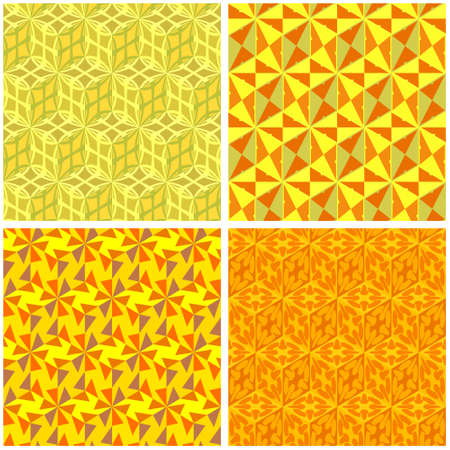 Seamless pattern  Abstract background Stock Vector - 17383089