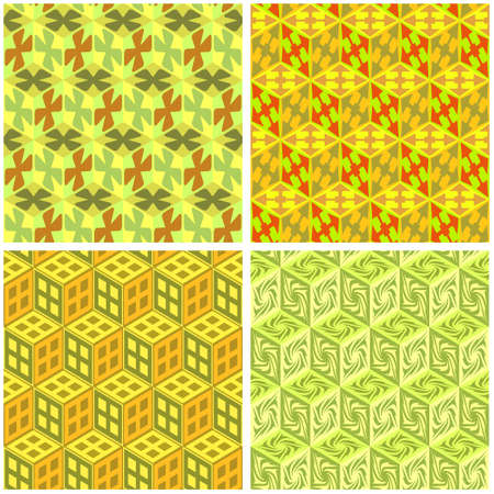 Seamless pattern  Abstract background Stock Vector - 17383099