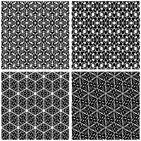 fabric samples: Seamless pattern  Abstract background  Illustration