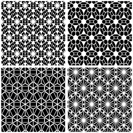 geometric: Seamless pattern
