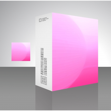 Packaging box Stock Vector - 18352126