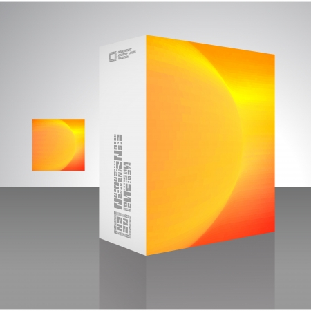 Packaging box Stock Vector - 18352117