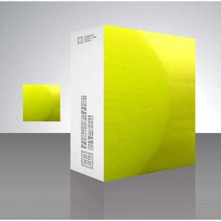 Packaging box Stock Vector - 18352122