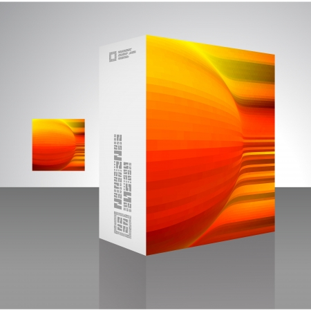 Packaging box Stock Vector - 18352123