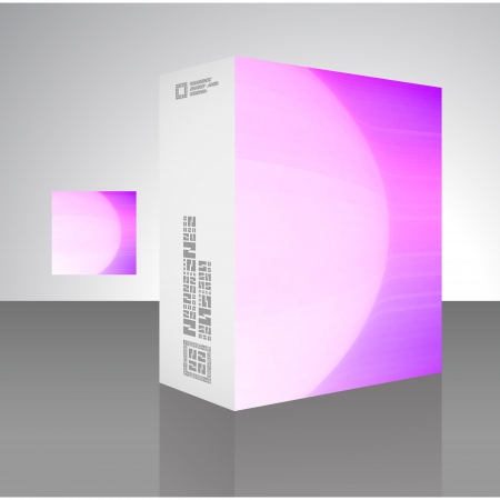 Packaging box Stock Vector - 18352113