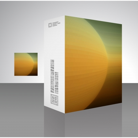 Packaging box Stock Vector - 18352095