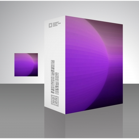 Packaging box Stock Vector - 18352094