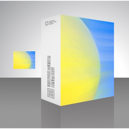 Packaging box Stock Vector - 18352107