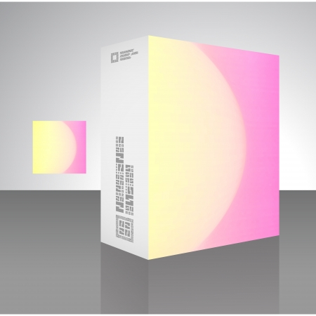Packaging box Stock Vector - 18352105