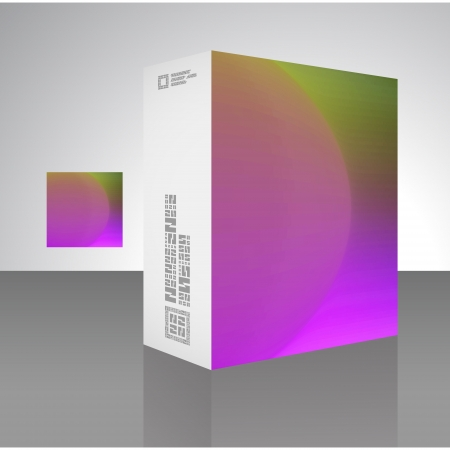 Packaging box Stock Vector - 17503483
