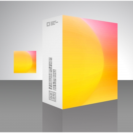Packaging box Stock Vector - 17503493