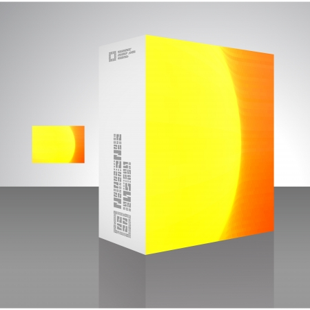 packaging box Stock Vector - 16507633