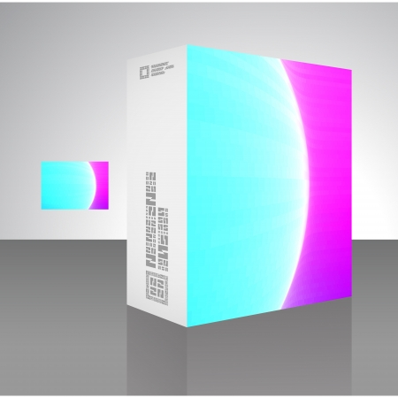 Packaging box Stock Vector - 17503470