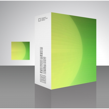 Packaging box Stock Vector - 17503473