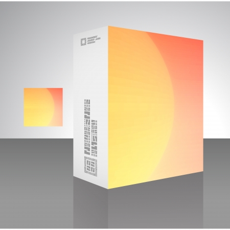 Packaging box Stock Vector - 17503474