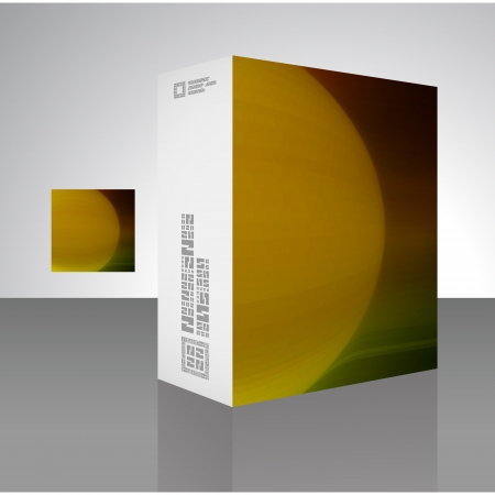 Packaging box Stock Vector - 17504271