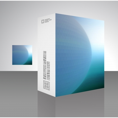 Packaging box Stock Vector - 17503992