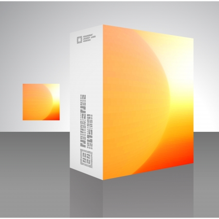 Packaging box Stock Vector - 17503982