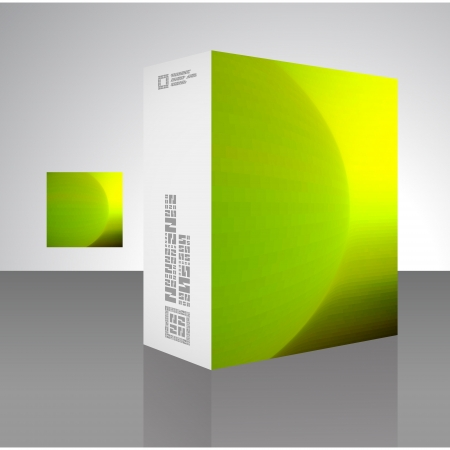 Packaging box Stock Vector - 17503983