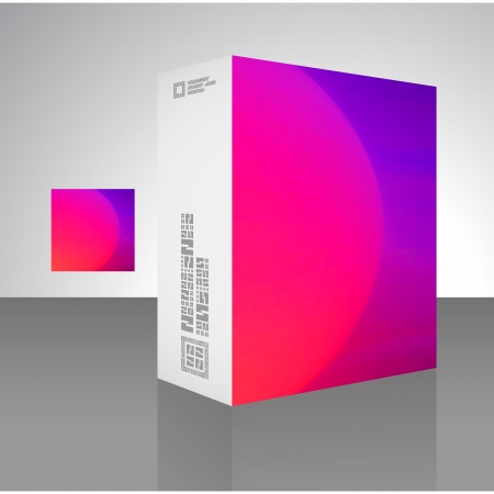 Packaging box Stock Vector - 17503988