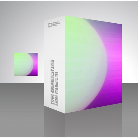 Packaging box Stock Vector - 17503993