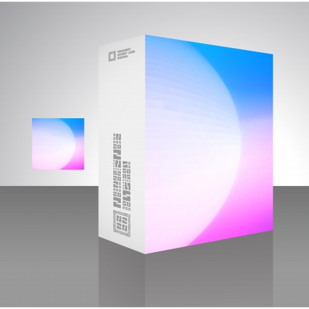Packaging box Stock Vector - 17383174