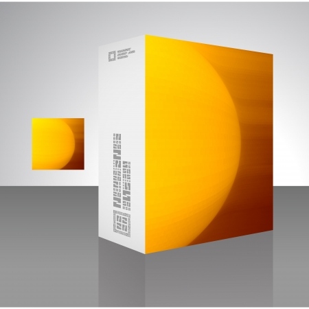 Packaging box Stock Vector - 17383176