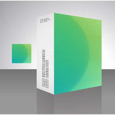 Packaging box Stock Vector - 17503989