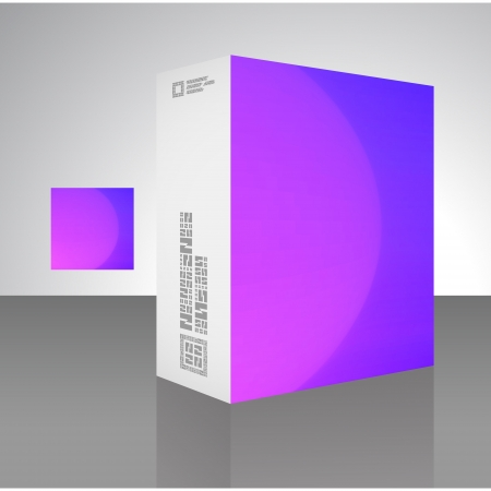 Packaging box Stock Vector - 17383166